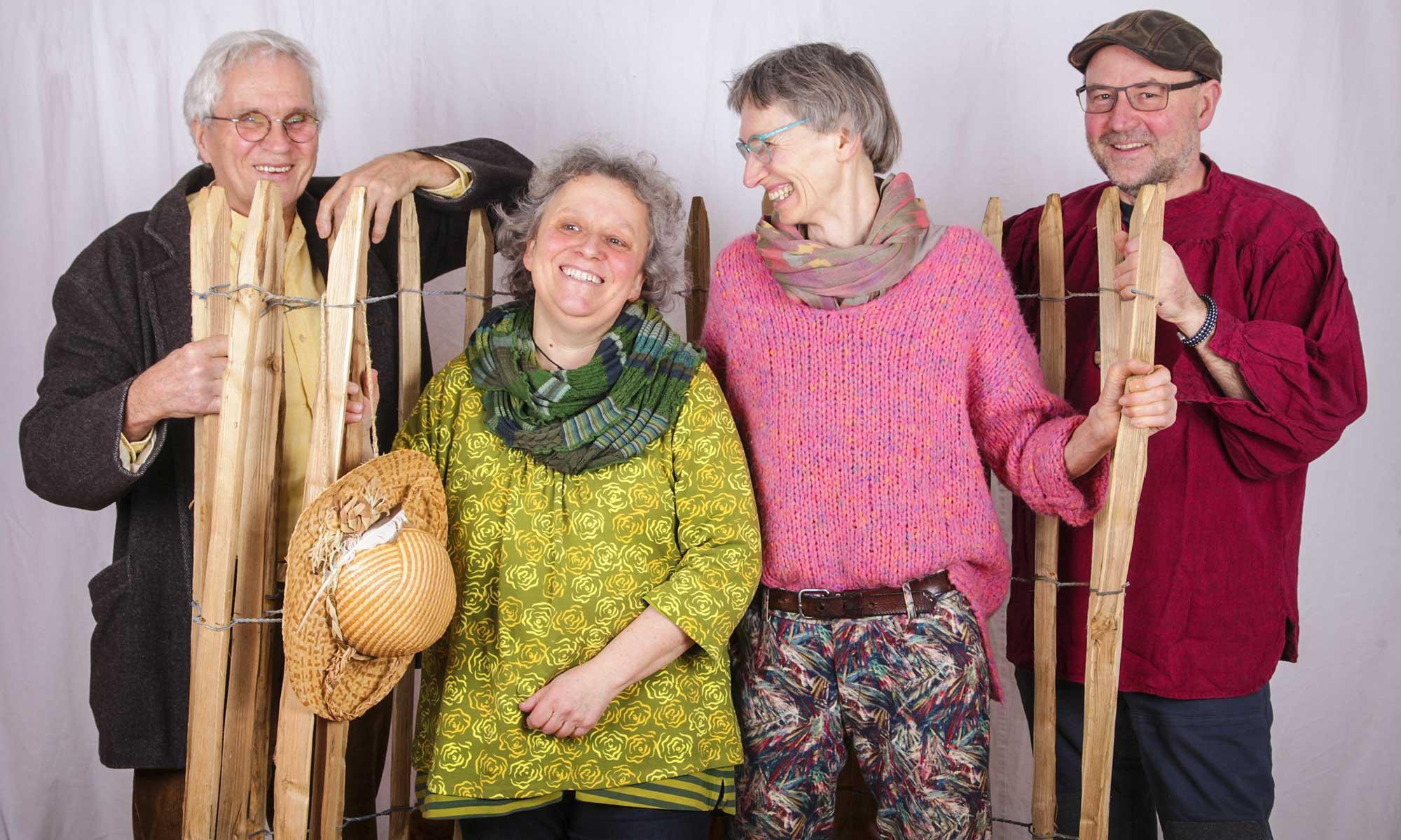 Gartenschnacker -Das Team vom Gartenschnack