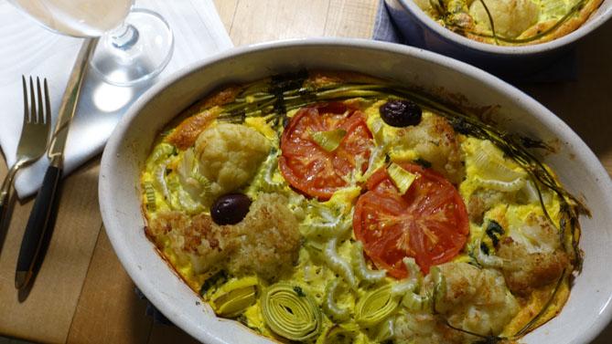 Gierschauflauf - das Rezept von Gartenschnack