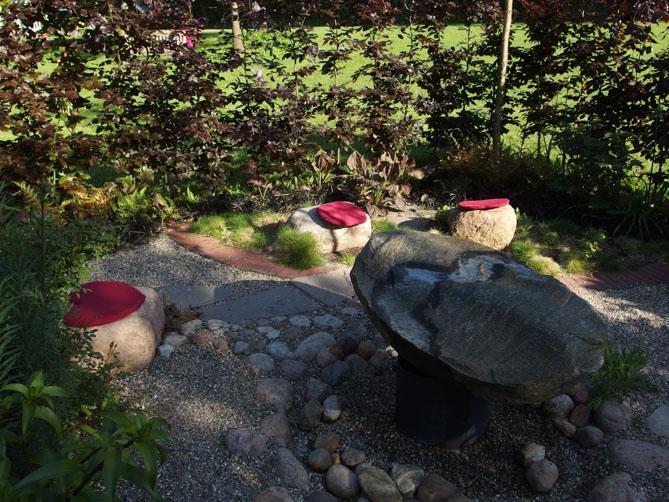Magischer Garten in Stocksee