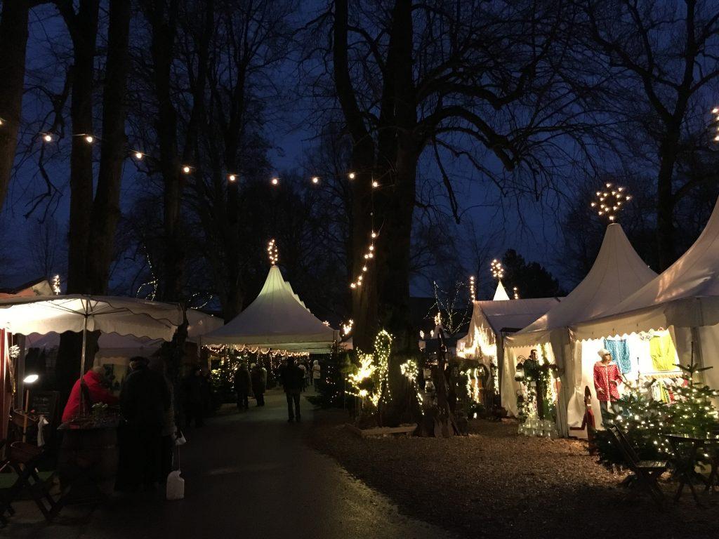 Weihnachtsmarkt in Stocksee