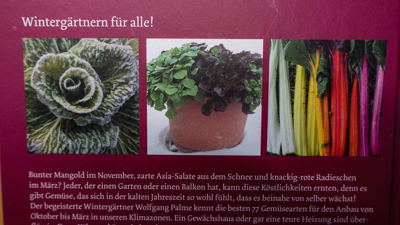 Wintergemüse - Buch